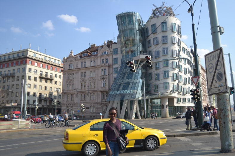 The Dancing House aka Fred and Ginger